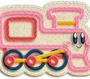 Train Transformation (Kirby's Epic Yarn)