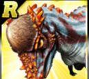 Rare Pachycephalosaurus