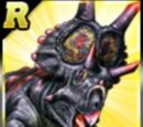 Rare Diabloceratops