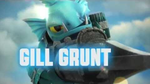 Meet the Skylanders - Series 2 Gill Grunt-1