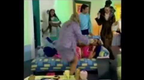 La Familia Peluche primera temporada capitulo 24 Embarazo de Federica
