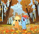 Jesienny Wyścig Liści