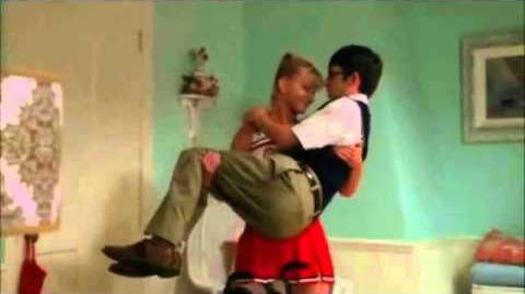 Artie and Brittany- Teenage Dream