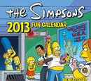 The Simpsons Calendar