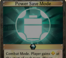 Power Save Mode
