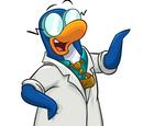 Gary, el pingüino artefacto
