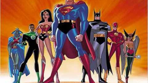 Justice league theme