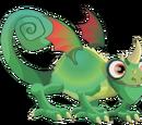 Dragon na Kameleon