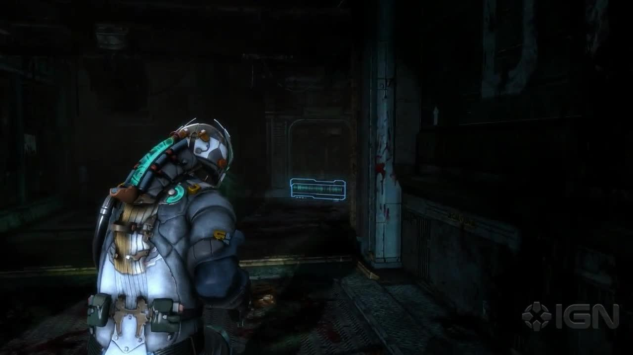 Dead Space 3 PC Gameplay Commentary