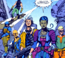 Young Blades (Earth-928)