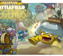 Neopian Battlefield Legends