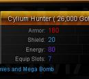 Cylium Hunter