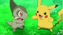 EP775 Axew y Pikachu haciendo puño trueno.png