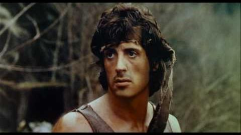 Sylvester Stallone First Blood Rambo 1982 Teaser HD