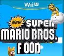 New Super Mario Bros. Food