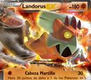 Landorus-EX (Fronteras Cruzadas 89 TCG)