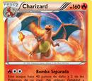 Charizard (Fronteras Cruzadas TCG)