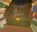Библиотека Лосяша (помещение)