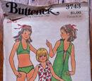 Butterick 3743 B
