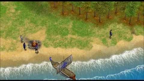 Age of Mythology; Campaña 1, misión 1