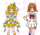 Heartcatch Flowers Pretty Cure!