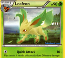 Leafeon (Dark Explorers TCG)