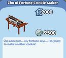 Zhu ni Fortune Cookie Maker
