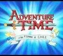 Fionna and Cake Return (Series)