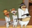 Sergeant Boffo's Cadets