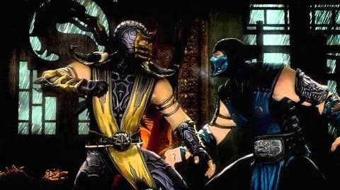 Mortal Kombat 9 - Scorpion HD OFFICIAL Trailer MK9 (2011)