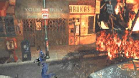 Resident Evil 2 GBA - Gameplay