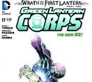 Green Lantern Corps Vol 3 17