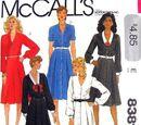 McCall's 8381 A