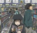 Magasin de manga
