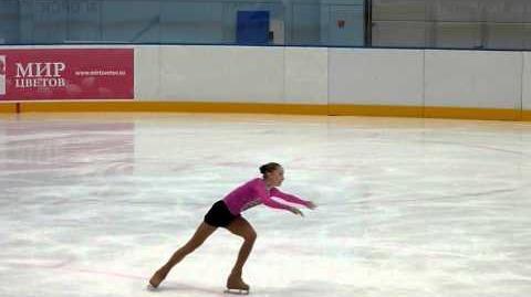 Ульяна Титушкина, ПП, Первенство России 2012