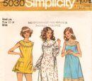 Simplicity 5030