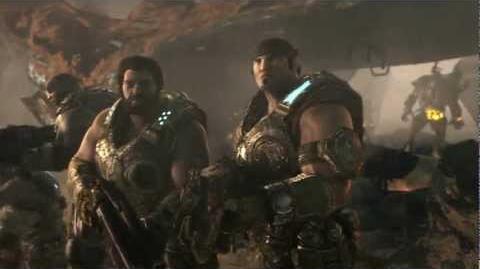 Gears of War 3 Dust to Dust Trailer (HD 1080p)