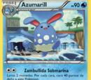 Azumarill (Fronteras Cruzadas TCG)