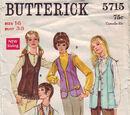 Butterick 5715 A