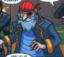 Captain Pegleg Jack (Teen Titans TV Series)