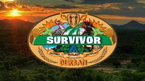 TTJ's Survivor Durban Intro Tengaged Version