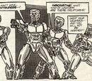Utrom-Exoskelett