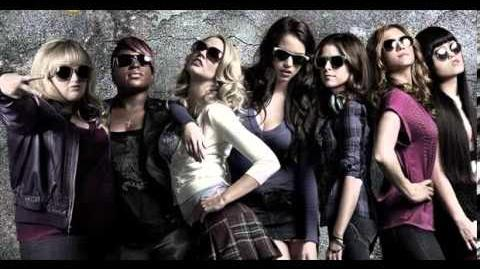 Pitch perfect soundtrack- let it whip