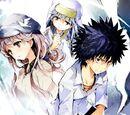 Toaru Majutsu no Index: Miracle of Endymion Manga