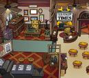 Oficina de Noticias de Club Penguin