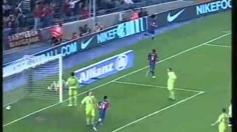 El mejor gol del mundo - Messi