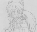 Roxanne 'Flare' Flametail the Fox
