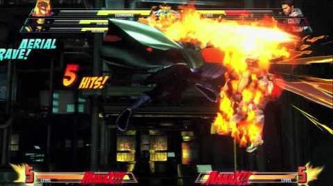 Gamescom Dormammu Gameplay - MARVEL VS. CAPCOM 3