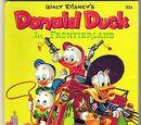 Donald Duck in Frontierland