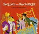 Bedknobs and Broomsticks (Tell-A-Tale Book)